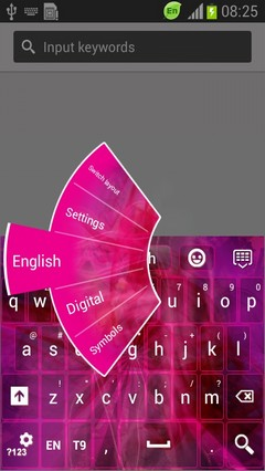 Crazy Colors Keyboard