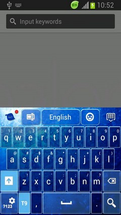 Keyboard for Galaxy Stellar