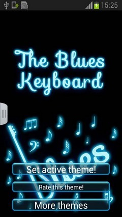 The Blues Keyboard