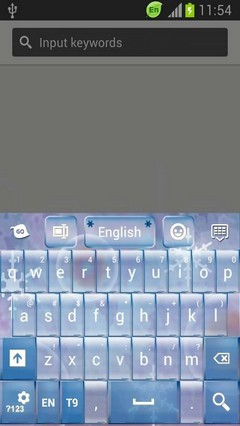 Winter Feel Keyboard