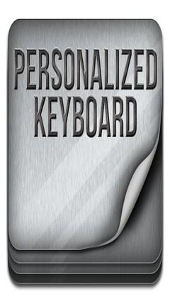 Personalized Keyboard