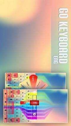 GO Keyboard Eng
