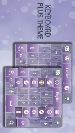 Keyboard Plus Theme