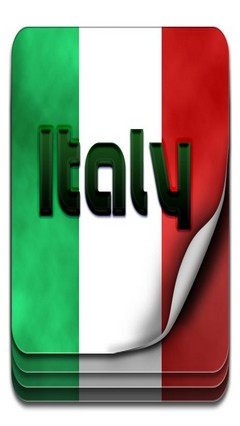 Keyboard Italy