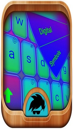 GO Keyboard Electric Color