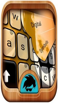 Cute Panda Background Keypad