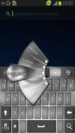 Go Keyboard for Note 3