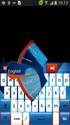 Keyboard Compact