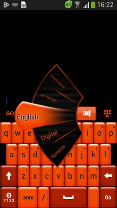 Glossy Keyboard