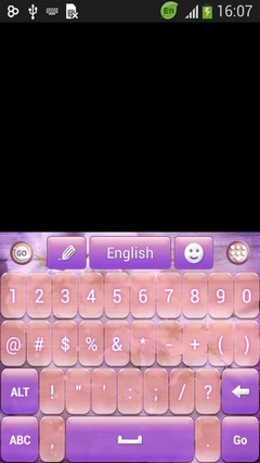 Wonderful Theme Keyboard