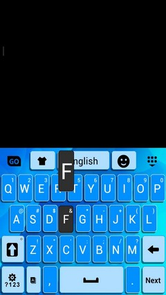 Official Keyboard