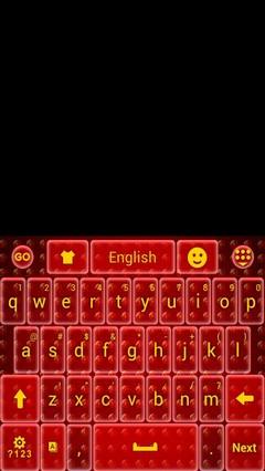 Strawberry Keyboard