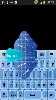 XRay Keyboard