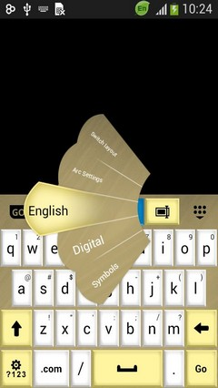 New Keyboard App