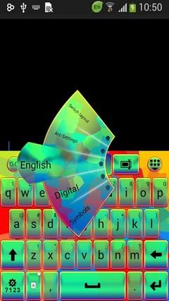 Keyboard for LG Joy
