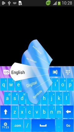 Keyboard Theme for Android One