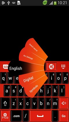 Quick Keyboard