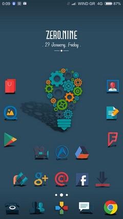 Atom Icon Pack Theme Go