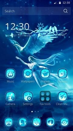 launcher Dream Fantasy Themetheme 203064491 release