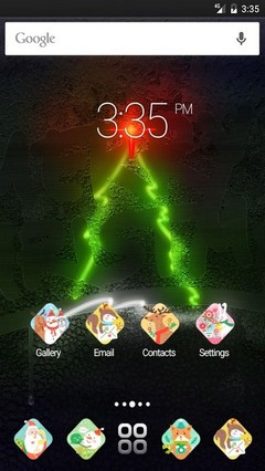 Christmas Greetings Multi Launcher Theme