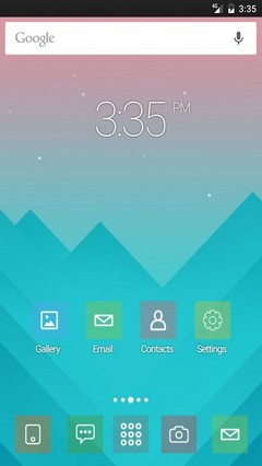 Monument valley HD Nova Launcher Theme