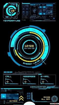 Sci-Fi theme