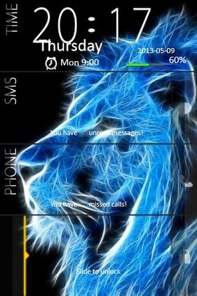 Lion King Locker