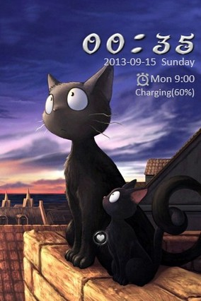 Black Kitty Go Locker