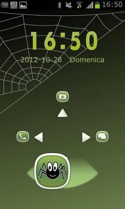 go locker crazy spider theme