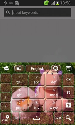 Buddy Keyboard