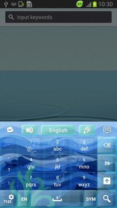 Sea Life Keyboard