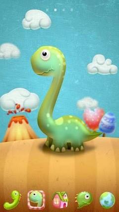 Dinosaur - GO Launcher Theme