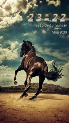 Wild Horse Go Locker