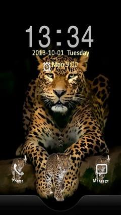 Great Leopard Locker
