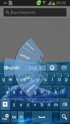 Cute Dolphin Keyboard-release