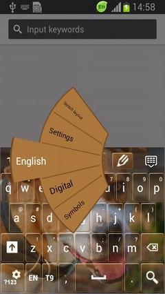 Amstaff Keyboard-release