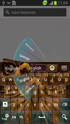Wildlife Keyboard
