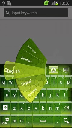 Crocodile GO Keyboard
