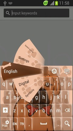 Puggle Keyboard
