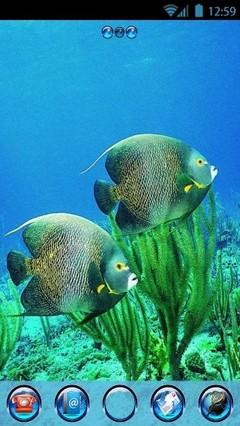 Underwater by vanko