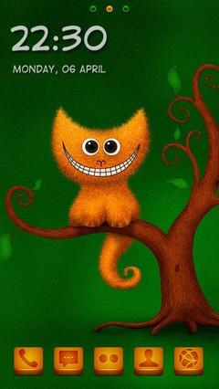 Cheshire Kitten 376