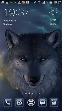 Night Wolf DC133