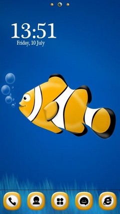 Little Yellow Fish 383