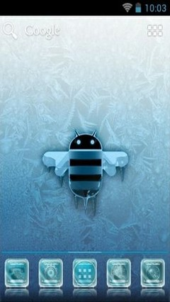 Frozen Android