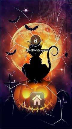 Just Halloween Lock Screen