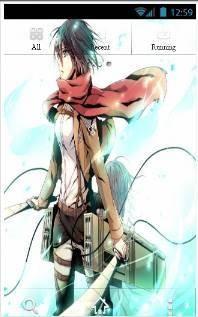 SHINGEKI NO KYOJIN((Mikasa)