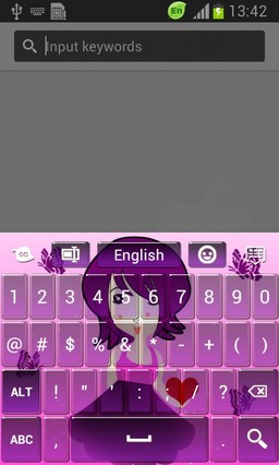 Anime HD Keyboard
