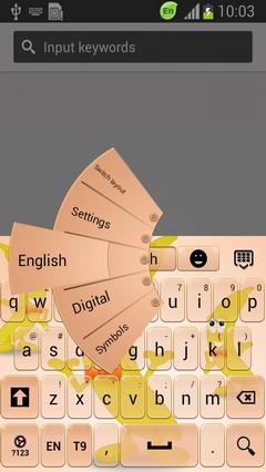 Banana Free Keyboard-release
