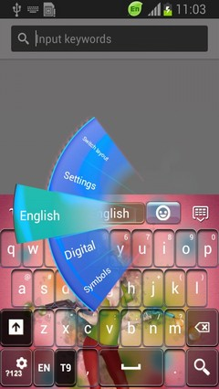 Hero Keyboard