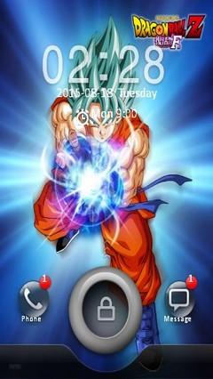 Goku kamehameha